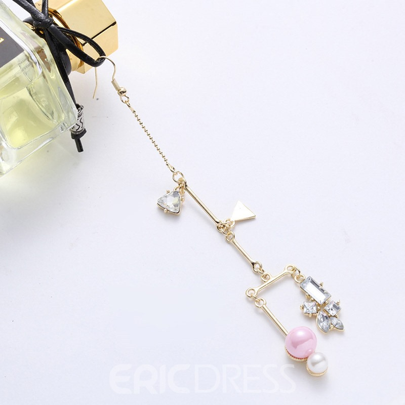 Accshine Bohemia Style Diamante Long Drop Earring