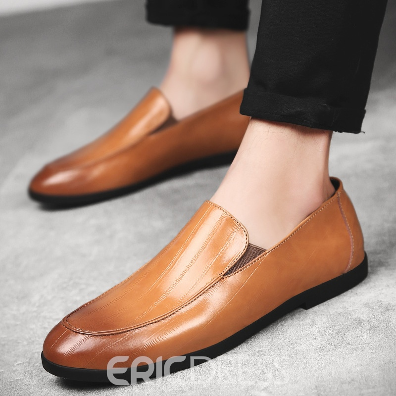 Ericdress Popular Slip-On Low-Cut Men's Oxfords