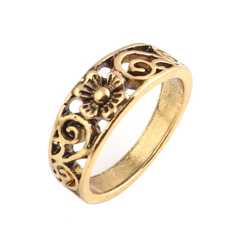 Ericdress Chic Elegant Pattern Multielement Women's Ring