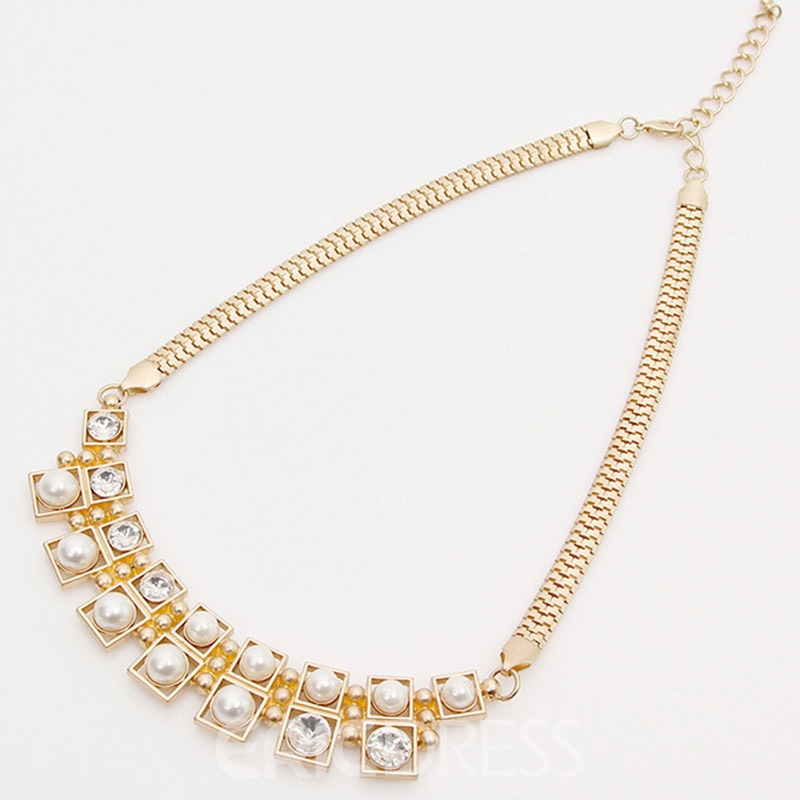 Accshine Best Seller Pearl Women's Necklace