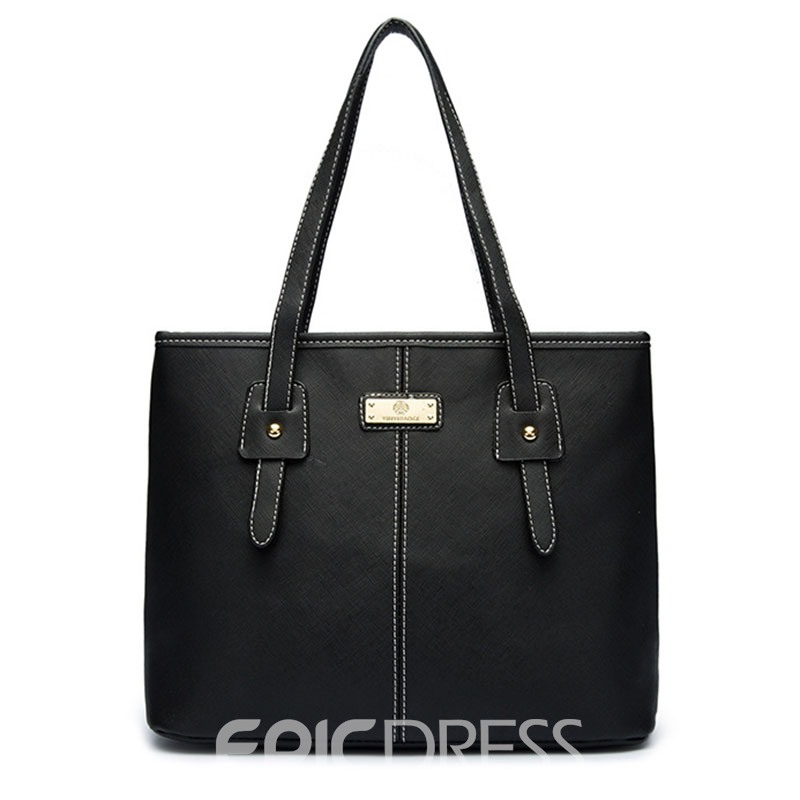 Ericdress Occident Style Huge Space Handbag
