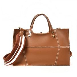 ericdress british style solid color crossbody Tasche
