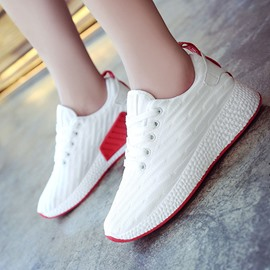 Ericdress Color Block Low-Cut Women's Sneakers