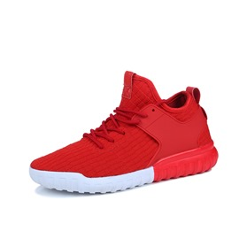 Ericdress Fashionable Plain Low-Cut Men's Athletic Shoes