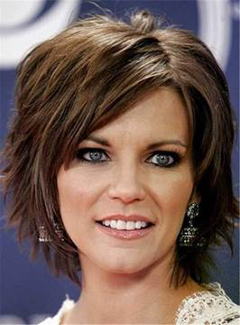 Ericdress Short Layered Straight Messy Synthetic Hair Capless Women Wig 8 Inches