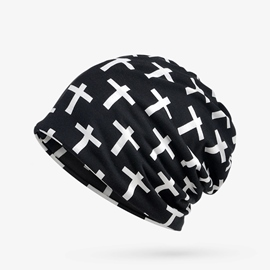 Ericdress Cotton Cross Fashionable Hat