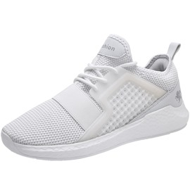 Ericdress Mesh Mid-Cut Lace-Up Men's Athletic Shoes