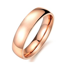 Ericdress Rose Gold Plating Women's Ring