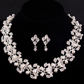 Ericdress High End Wedding Jewelry Set for Bride