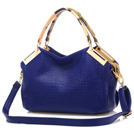 Ericdress Well Match Croco-Embossed Women Tote