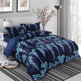 Cotton Four-Piece Set Duvet Cover Set Hand Wash