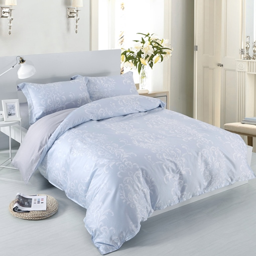 Cotton Hand Wash Duvet Cover Set Four-Piece Set