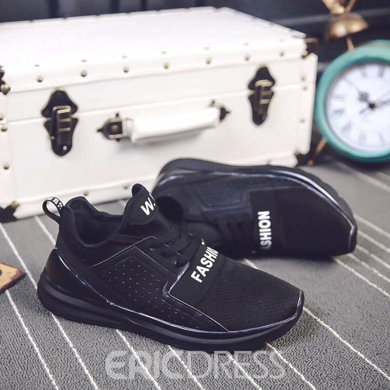 Ericdress Fashionable Mesh Patchwork Men's Basketball Shoes