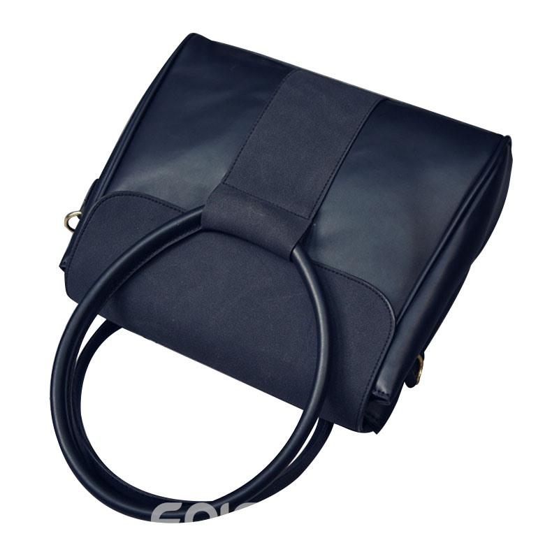Ericdress Fashion Circular Ring Matting Women Handbag