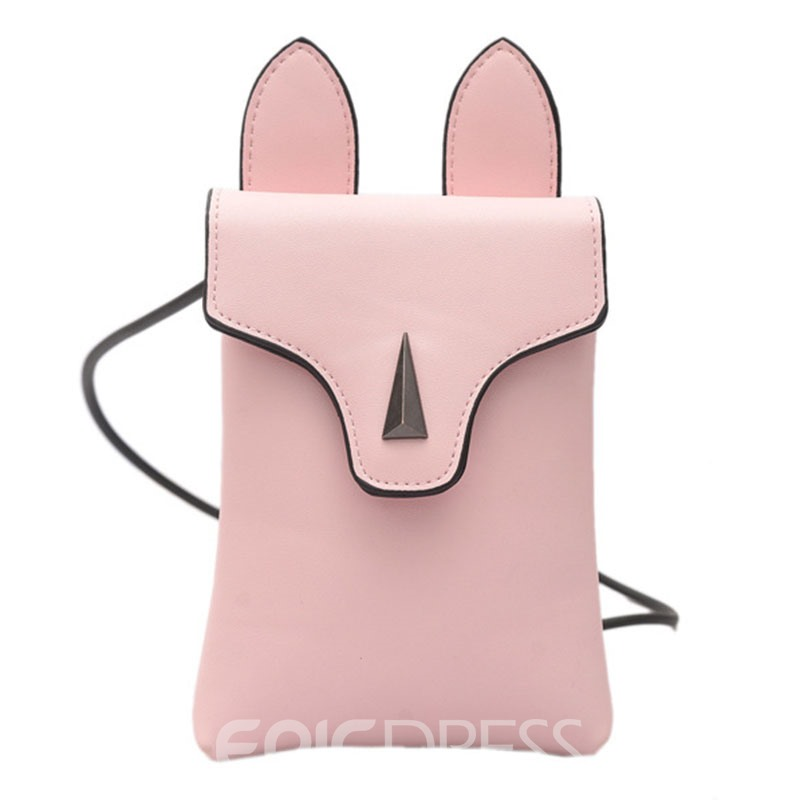 Ericdress Cute Rabbit Ears Design Women Purse