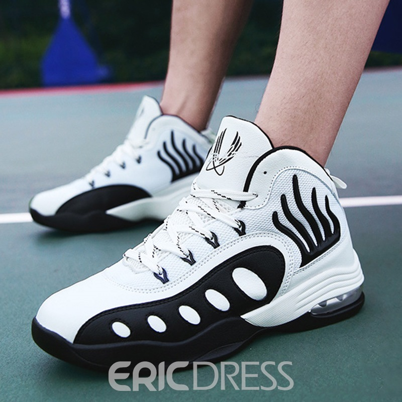 Ericdress Comfortable Color Block Patchwork Men's Athletic Shoes