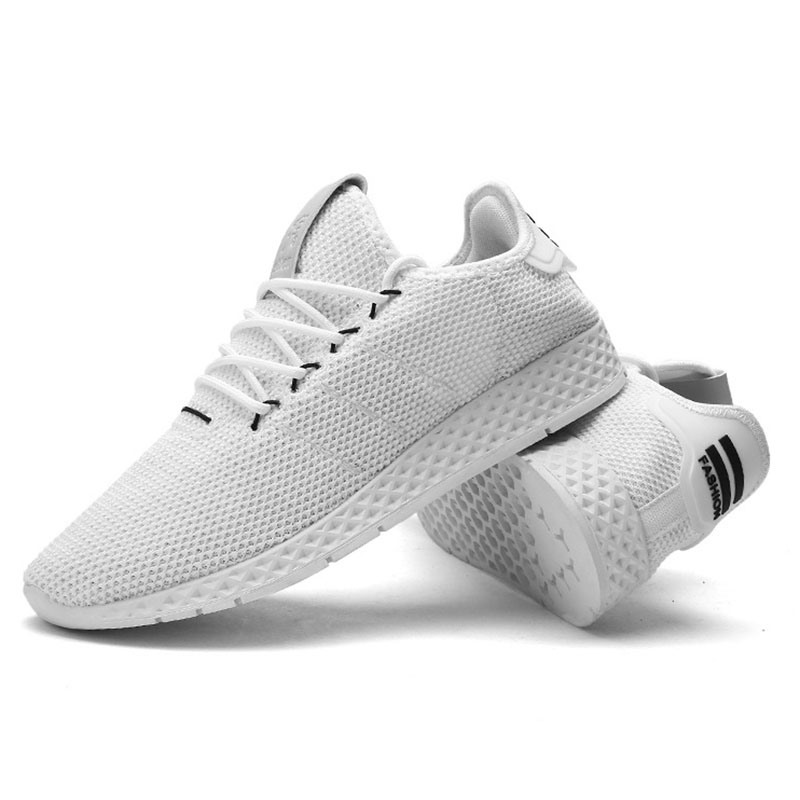 Ericdress All Match Mesh Lace-Up Men's Athletic Shoes
