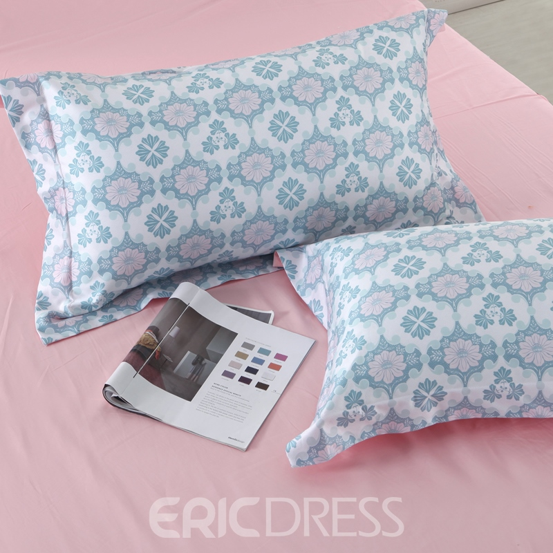 Cotton Duvet Cover Set Four-Piece Bed Sets