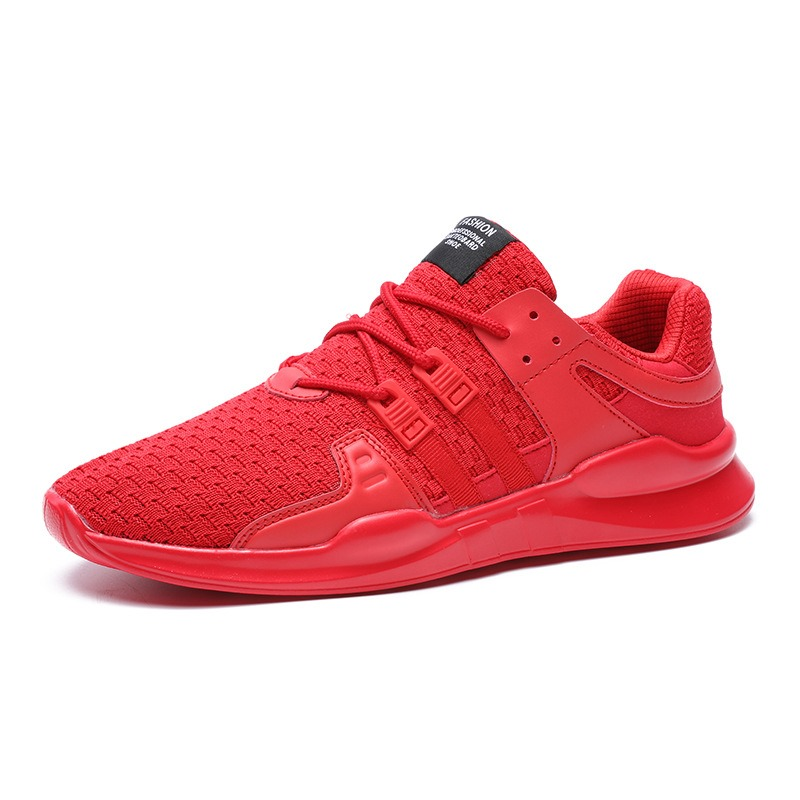 Ericdress Breathable Color Block Low-Cut Men's Athletic Shoes