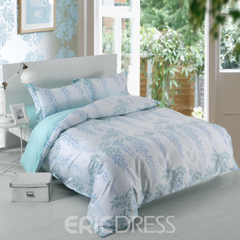 Cotton Machine Wash Four-Piece Set Duvet Cover Set