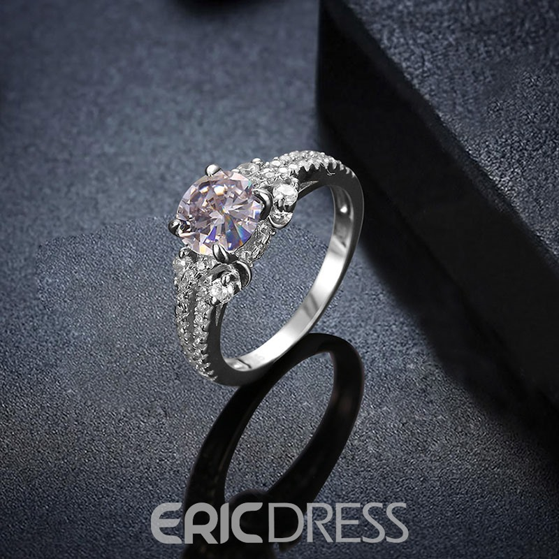 MarkChic Unique Design Lunxurious Wedding Ring