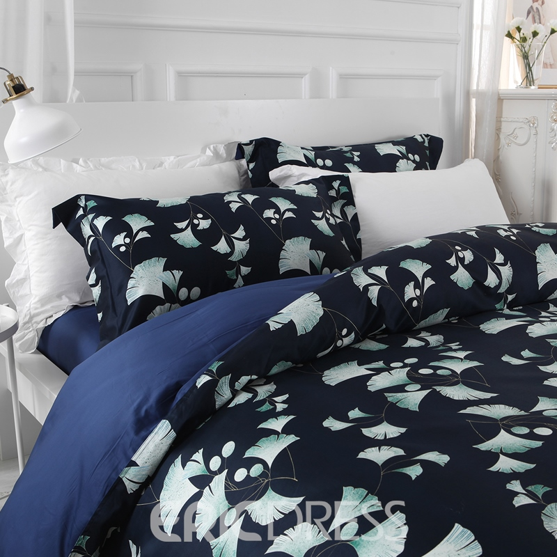 Cotton Duvet Cover Set Four-Piece Set Machine Wash