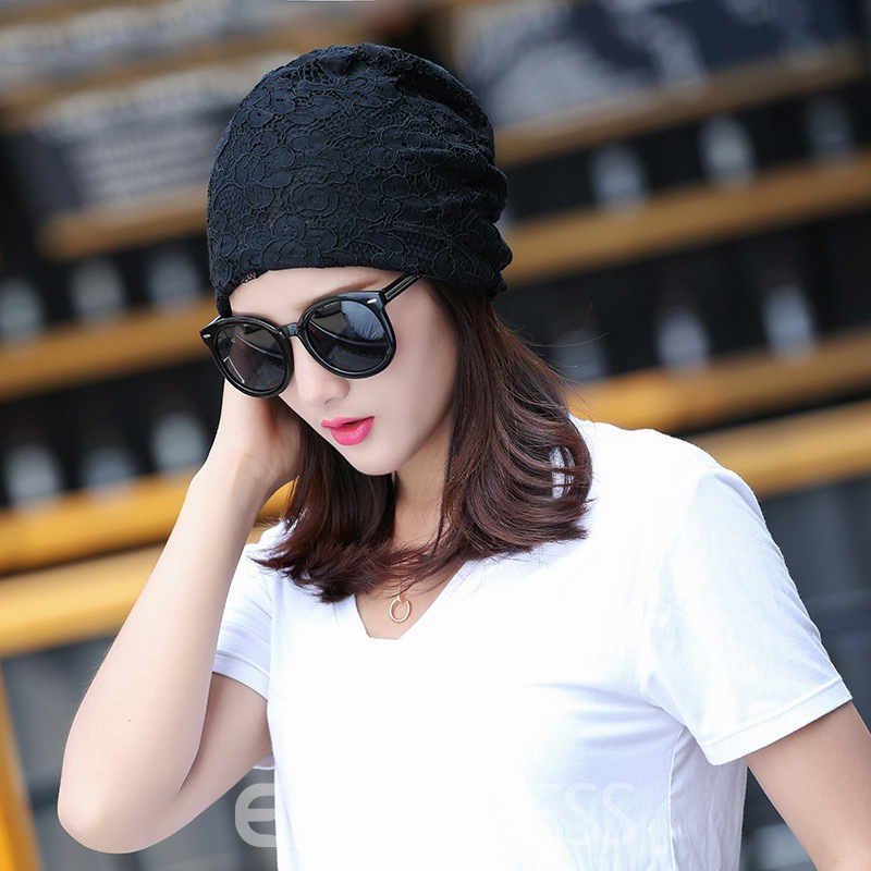 Ericdress New Style Lace Women's Hat