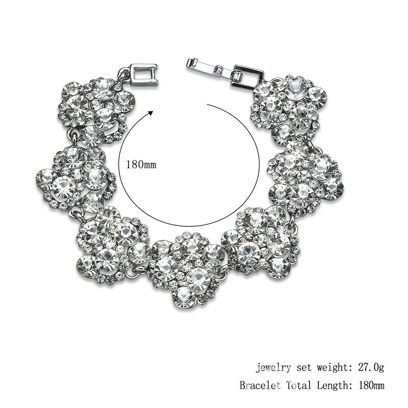 Ericdress Stunning Diamane High Quality Bracelet