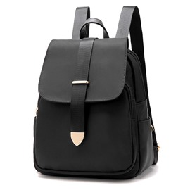 Ericdress Classic Oxford Cloth Backpack
