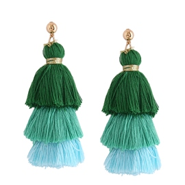 Ericdress Tree-Shape Unique Earring for Women