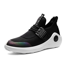 Ericdress Fashion Slip-On Patchwork Outdoors Men's Athletic Shoes