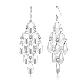 MarkChic Alluring Tassel Earring for Women
