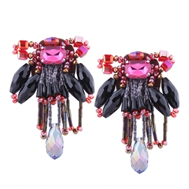 Ericdress Personal Rhinestone Earring for Women