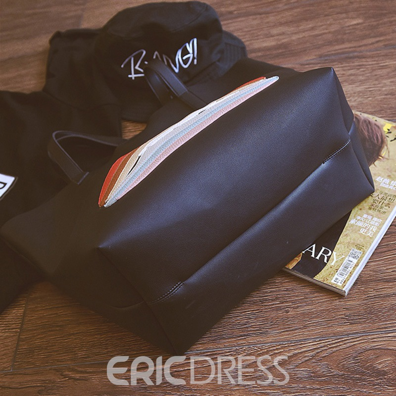 Ericdress Occident Style Sexy Lips Crossbody Bag