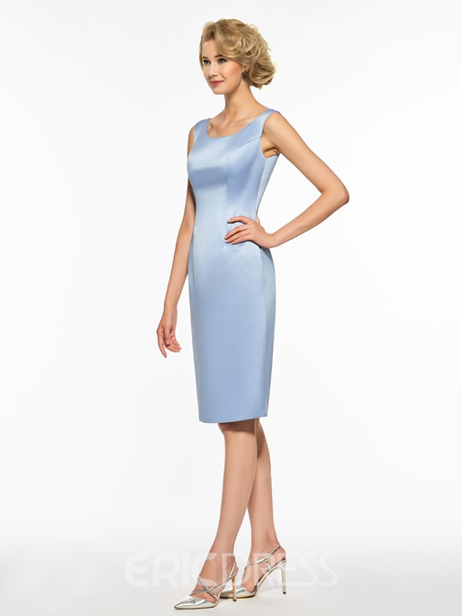 Ericdress Knee Length Mother Of The Bride Dress with Jacket