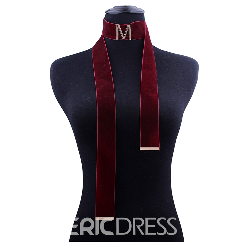 Ericdress Stylish M Long Choker Necklace for Women