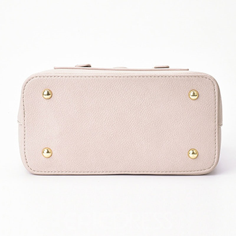Ericdress Occident Style Solid Color Female Handbag