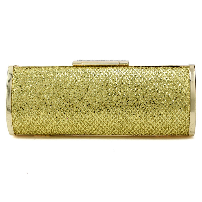 Ericdress Sequins Rhinestone Magnetic Snap Clutch