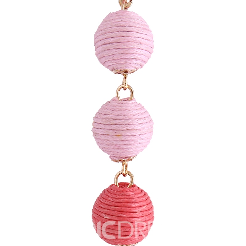 Ericdress Stylish Ball Pendant Party Accessories Women's Earring