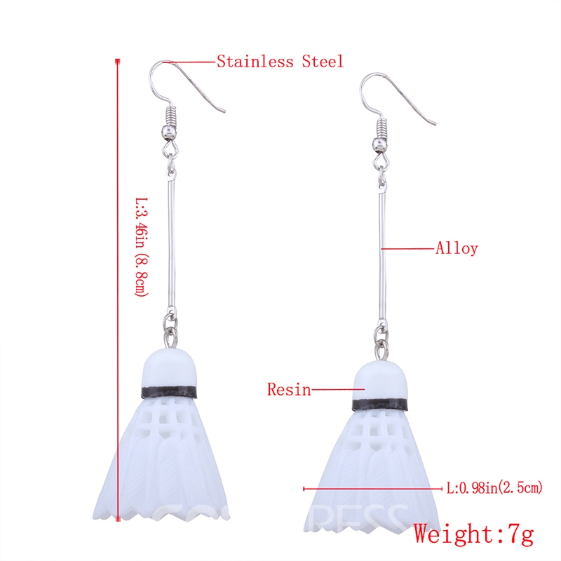 Ericdress Creative Pendant Women's Drop Earring