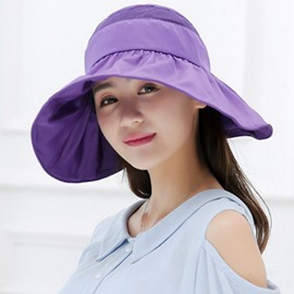 Ericdress Hot Soild Color Sunhat for Women