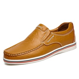 Ericdress Fashionable Plain Slip-On Men's Moccasin-Gommino