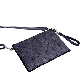 Ericdress Occident Style Plaid Pattern Women Purse