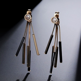 Ericdress Diamante Alloy Earring for Women