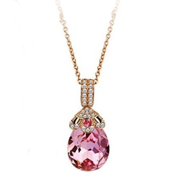 Ericdress Stunning Austrian Crystal Pendant Women's Necklace