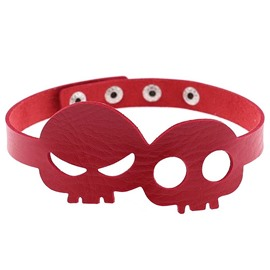 Ericdress 2017 New Style Skull Women's Choker Halloween Accessories