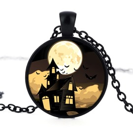 Ericdress Vintage Halloween Accessories Women's Necklace
