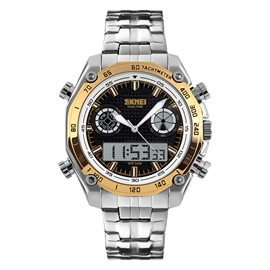 Ericdress Leisure Number Display Men's Watch