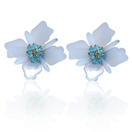 Ericdress New Style Acrylic Flower Stud for Women