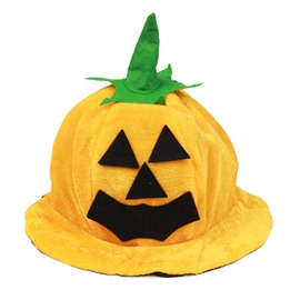 Ericdress Halloween Accessories Pumpkin Hat